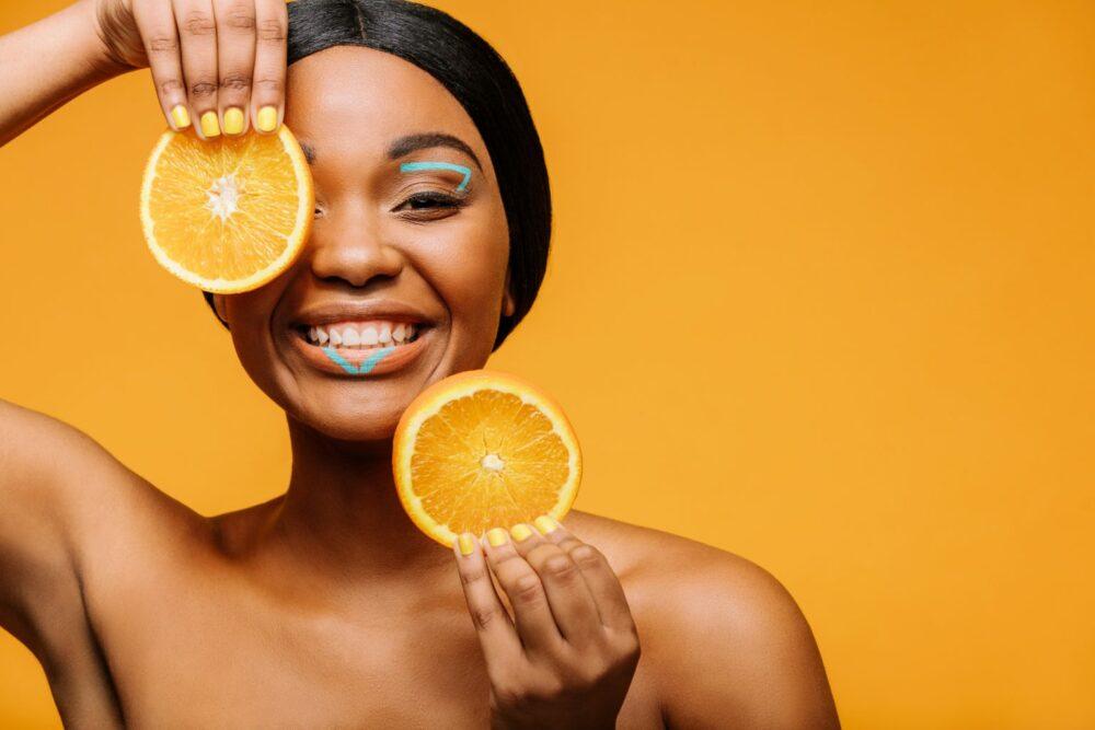 tipos de vitamina c para o rosto