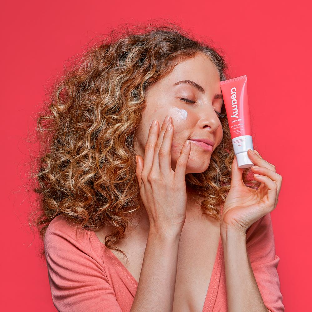 hidratante facial calming cream