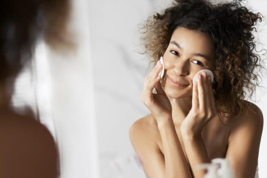 cuidados com a pele seca