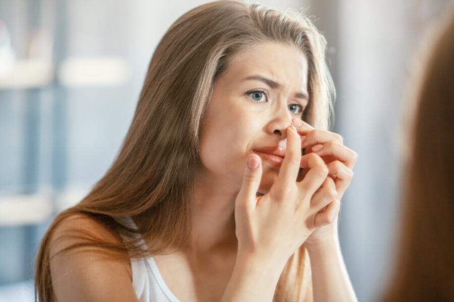 Mapa da acne: entenda o que ele é